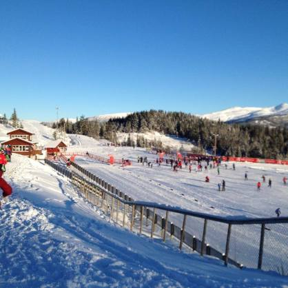 Voss skiskytterstadion